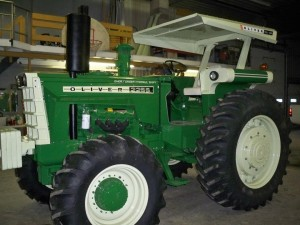 2255 Oliver Tractor II