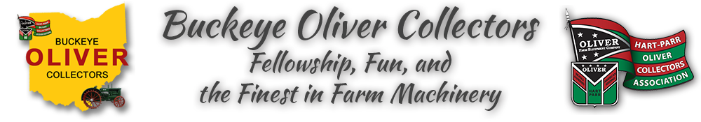Buckeye Oliver Collectors